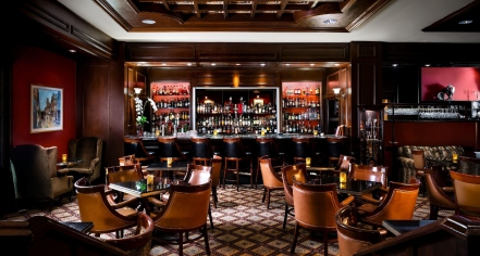Dining at      Fairmont Royal York  in Toronto