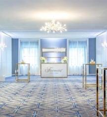 Meetings at      Fairmont Royal York  in Toronto