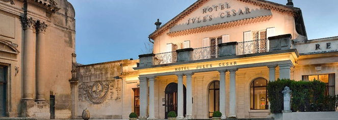 Local Attractions:      Hôtel & Spa Jules César Arles – MGallery by Sofitel  in Arles