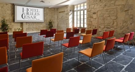 Meetings at      Hôtel & Spa Jules César Arles – MGallery by Sofitel  in Arles