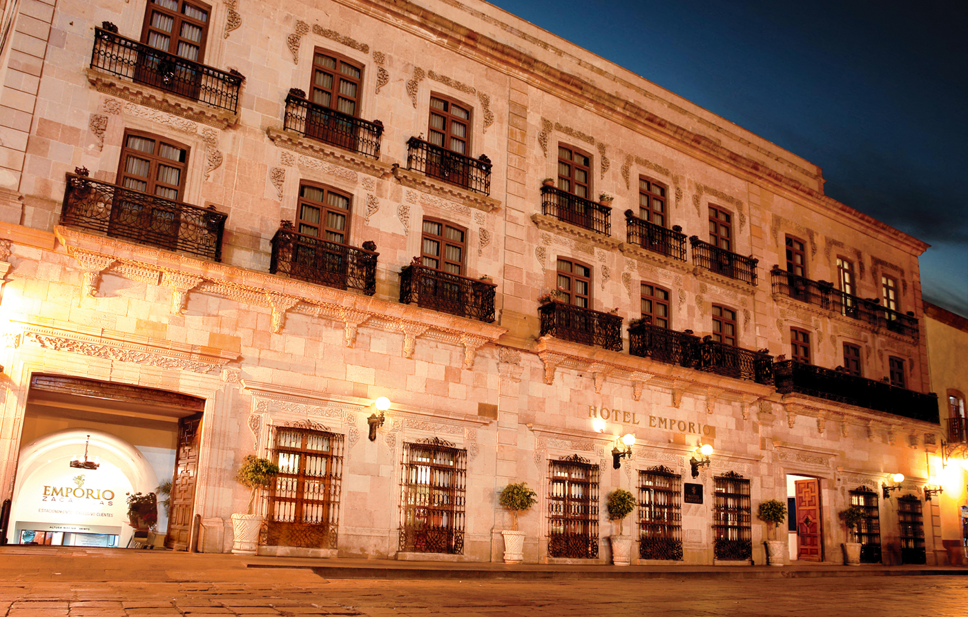 Emporio Zacatecas In