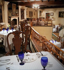 Dining at      Quinta Real Zacatecas  in Zacatecas
