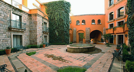 History:      Quinta Real Zacatecas  in Zacatecas