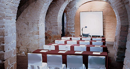 Meetings at      Quinta Real Zacatecas  in Zacatecas