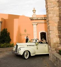 Weddings:      Quinta Real Zacatecas  in Zacatecas