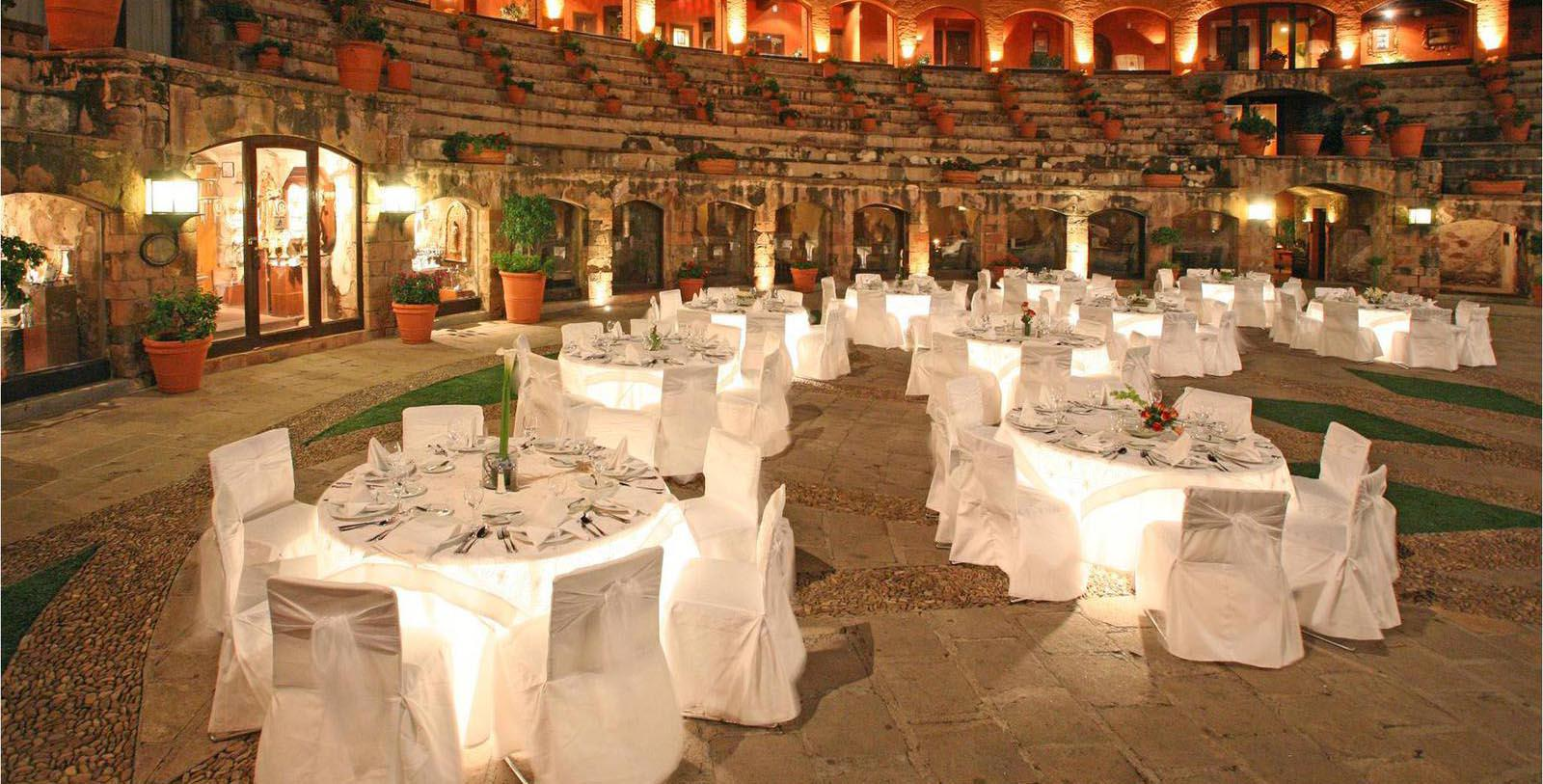 Image of Outdoor Event Space Quinta Real Zacatecas, 1866, Member of Historic Hotels Worldwide, in Zacatecas, Mexico, Experience
