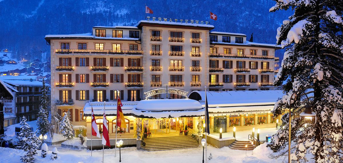 Grand hotel zermatterhof luxury switzerland hotel for Best boutique hotels zermatt