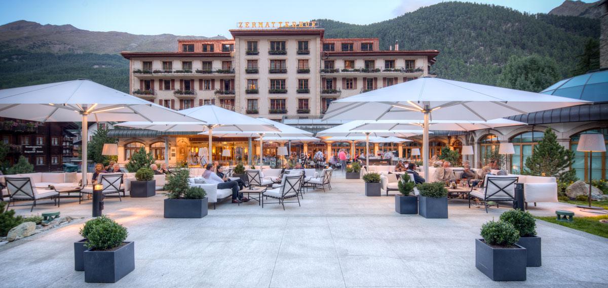 Grand Hotel Zermatterhof - Luxury Switzerland Hotel | Preferred Hotels