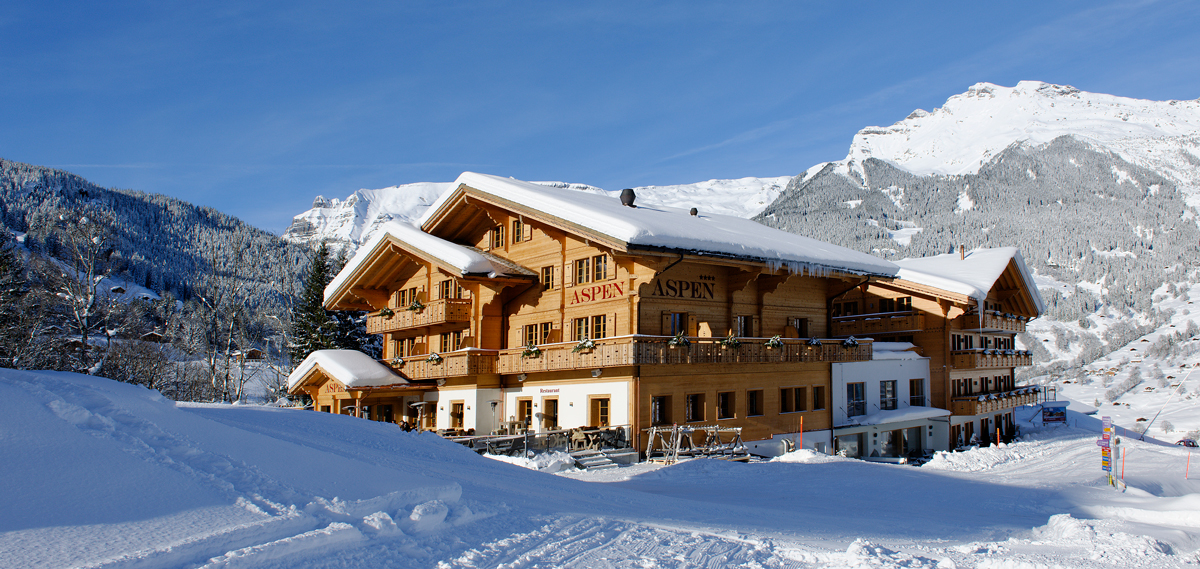 Customer Reviews:      ASPEN alpin lifestyle Hotel  in Grindelwald