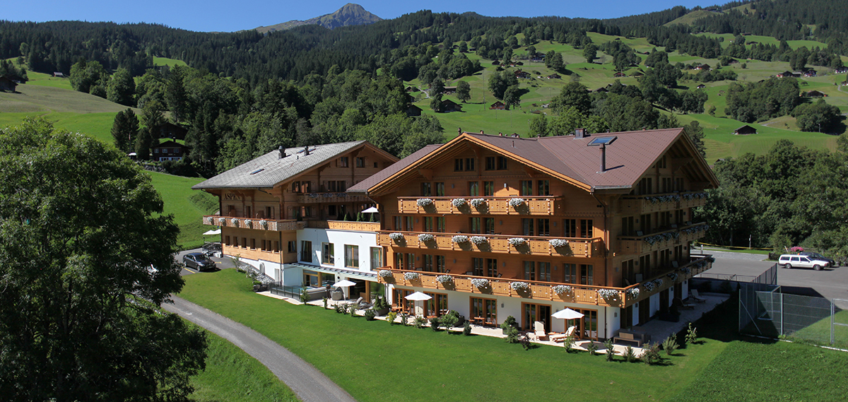 ASPEN alpin lifestyle Hotel  in Grindelwald