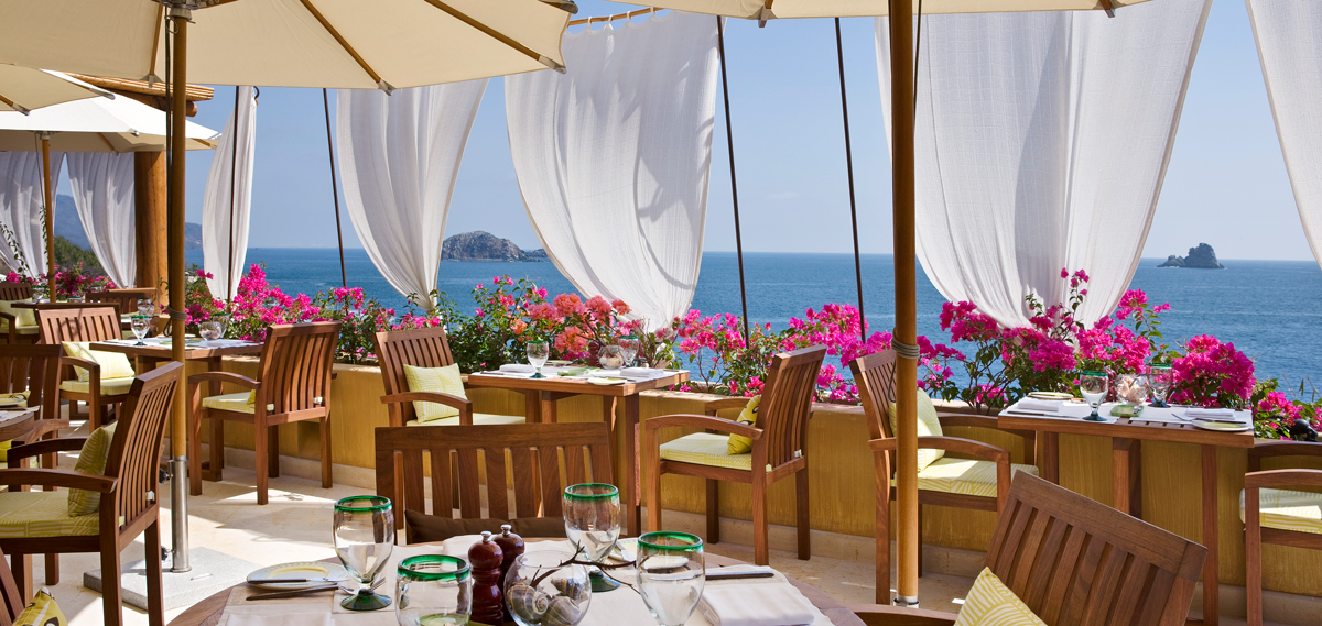 Dining:      Cala de Mar Resort & Spa Ixtapa  in Ixtapa