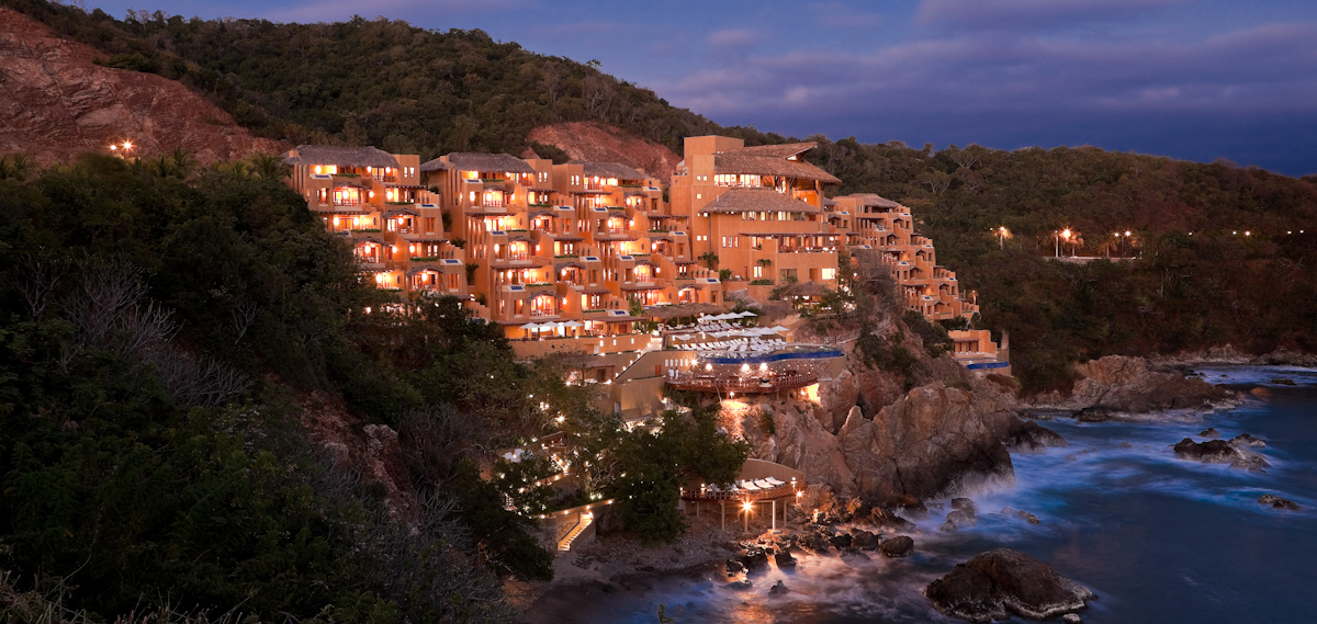 Cala de Mar Resort & Spa Ixtapa  in Ixtapa