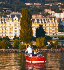 Activities:      Fairmont Le Montreux Palace  in Montreux