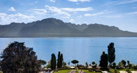 Local Attractions:      Fairmont Le Montreux Palace  in Montreux