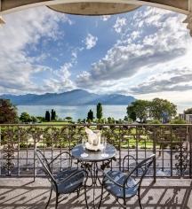 Fairmont Le Montreux Palace  in Montreux