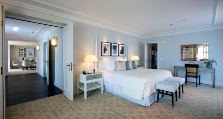 Accommodations:      Fairmont Le Montreux Palace  in Montreux