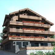 Book a stay with The Capra Saas-Fee in Saas-Fee