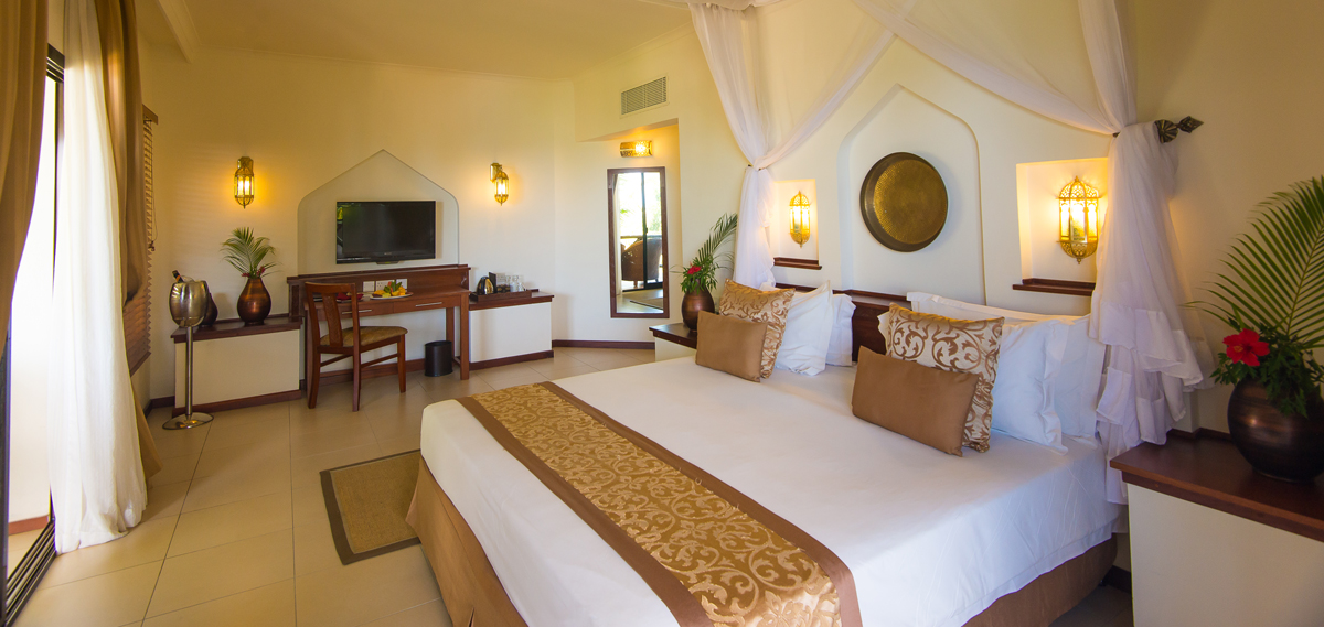 Accommodations:      Sea Cliff Resort & Spa Zanzibar  in Zanzibar