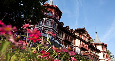Local Attractions:      Grandhotel Giessbach  in Brienz