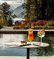 Activities:      Grandhotel Giessbach  in Brienz