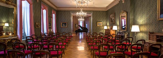 Weddings:      Grandhotel Giessbach  in Brienz