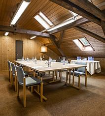 Meetings at      Grandhotel Giessbach  in Brienz