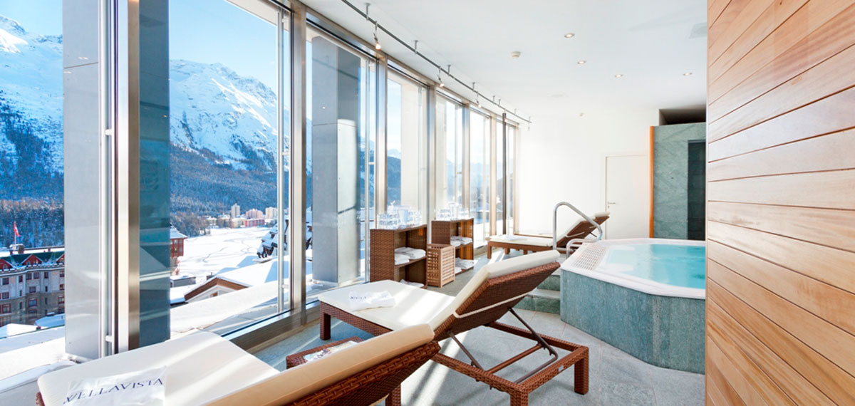 Art Boutique Hotel Monopol Luxury St Moritz Hotels