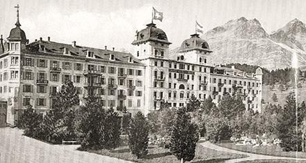 History:      Kempinski Grand Hotel des Bains St. Moritz  in St. Moritz