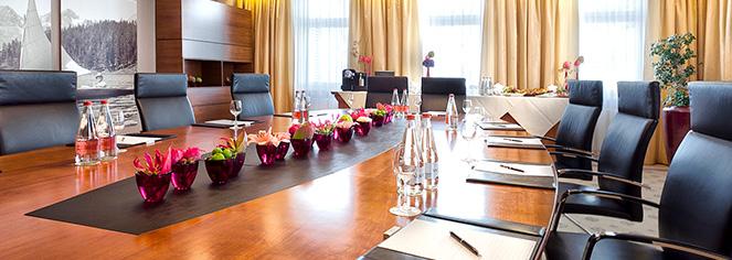 Meetings at      Kempinski Grand Hotel des Bains St. Moritz  in St. Moritz