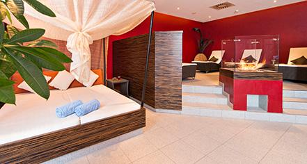 Spa:      Kempinski Grand Hotel des Bains St. Moritz  in St. Moritz