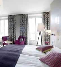 Accommodations:      Hotel Schweizerhof Luzern  in Lucerne