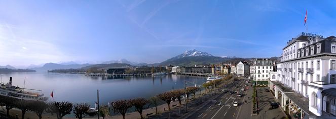 Local Attractions:      Hotel Schweizerhof Luzern  in Lucerne