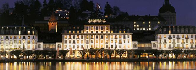 Hotel Schweizerhof Luzern  in Lucerne