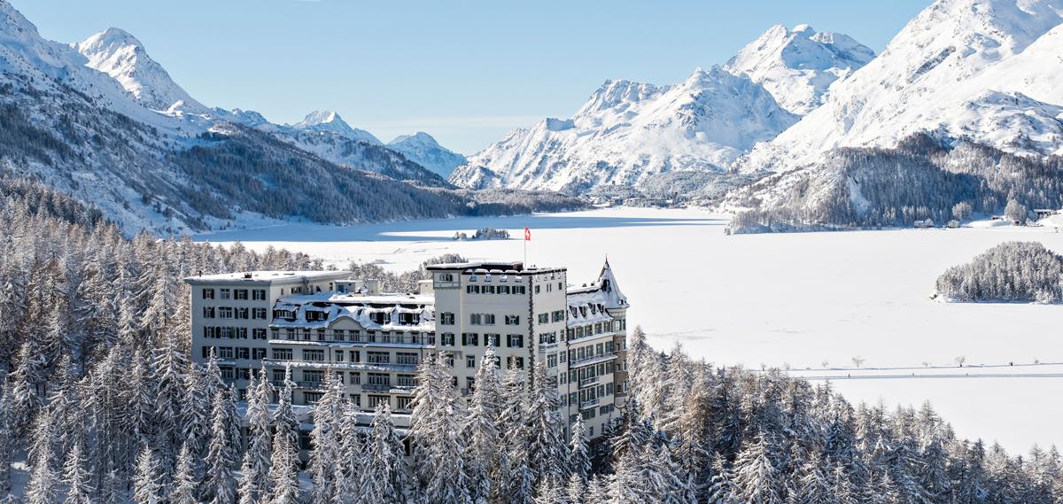 Grand Hotel Waldhaus Sils Maria