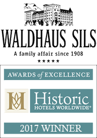Hotel Waldhaus Sils  in Sils Maria