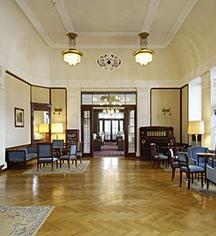 Meetings at      Hotel Waldhaus Sils  in Sils Maria