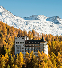 Local Attractions:      Hotel Waldhaus Sils  in Sils Maria