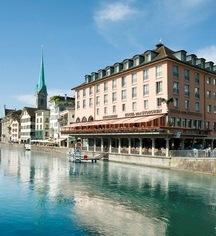 Storchen Zürich in Zurich