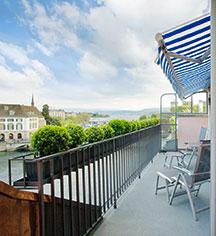 Accommodations:      Storchen Zürich  in Zurich