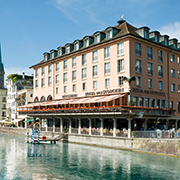 Book a stay with Storchen Zürich in Zurich