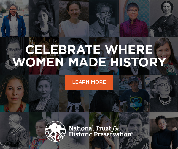 Discover and celebrate women's history with the National Trust. Learn more.