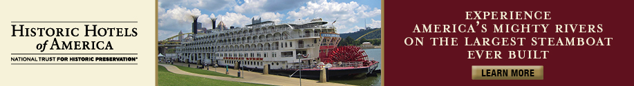 Experience America's Mighty Rivers on the American Queen Steamboat
