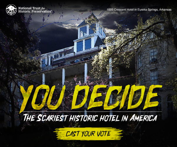 Haunted Hotels NT