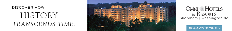 Omni Shoreham Hotel, Washington DC