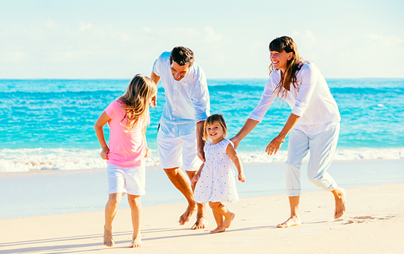 Create Unforgettable Family Vacations