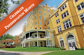 Celebrating Preservation Month