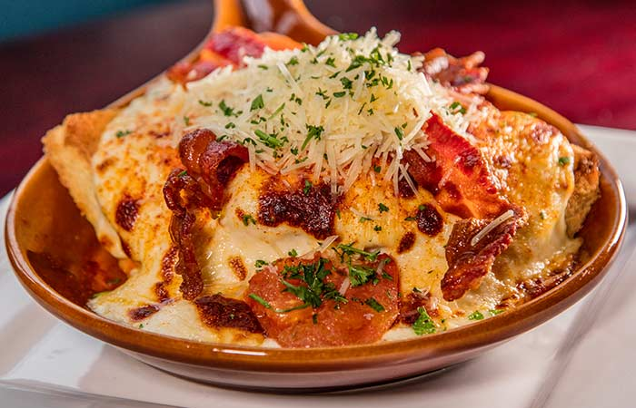 The Brown Hotel's Legendary Hot Brown