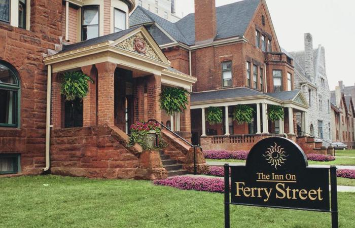 History Mystery featuring the Inn on Ferry Street