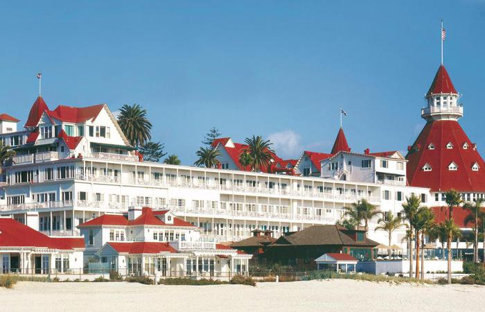 History Mystery featuring Hotel del Coronado