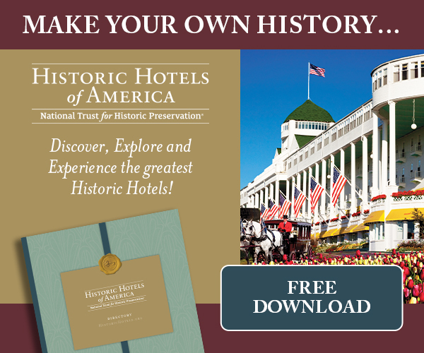 Historic Hotels 2019 Annual Directory